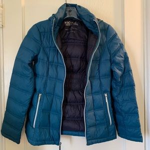 Michael Kors down puffy jacket